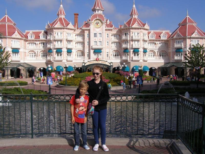 mon premier séjour à Disney!! P8080716