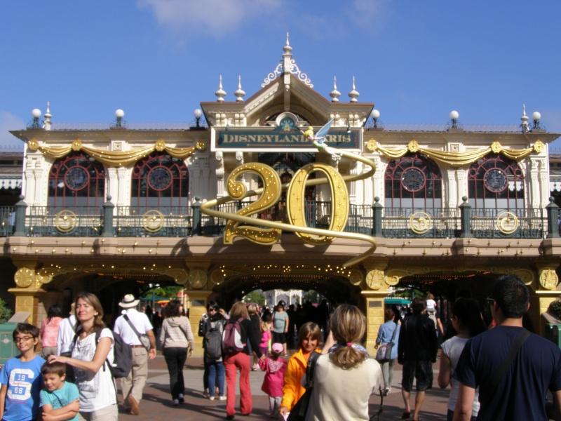 mon premier séjour à Disney!! P8080810
