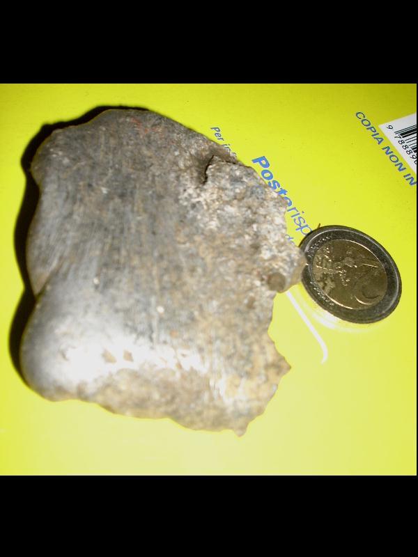 Aiuto per ID di roccia fusa. Meteo_15