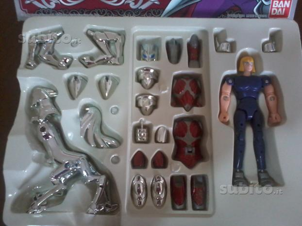 Cavalieri dello Zodiaco HK Asgard vendo Foto_210