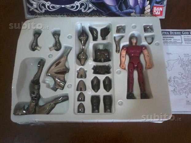 Cavalieri dello Zodiaco HK Asgard vendo Foto_410