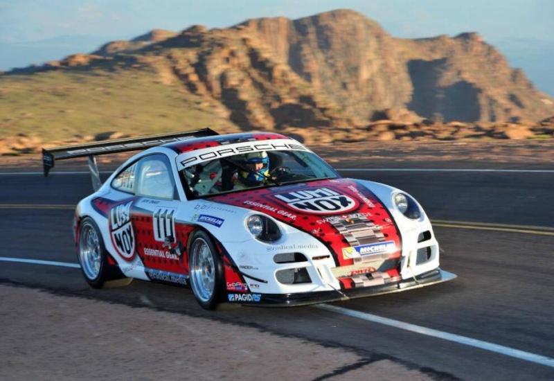 Porsche 911 ( 997) Pikes peak édition ! 10157710