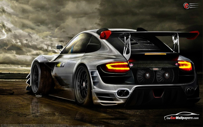 Porsche 911 ( 997) Pikes peak édition ! 41b1e710