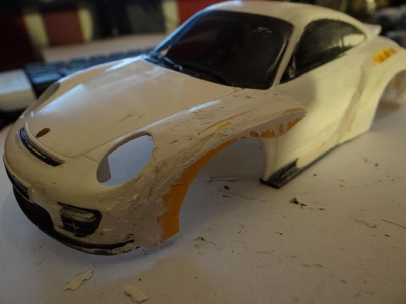 Porsche 911 ( 997) Pikes peak édition ! Dsc03441