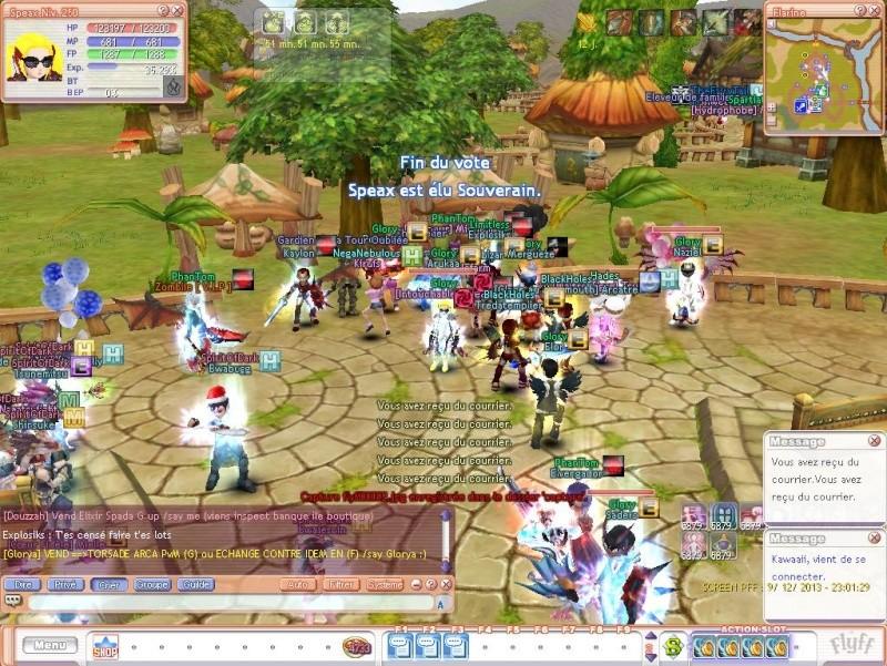 Photos de Glory de tous les serveurs  Flyff011