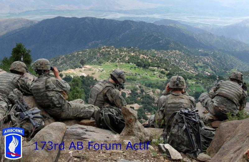 Forum de la 173rd AB