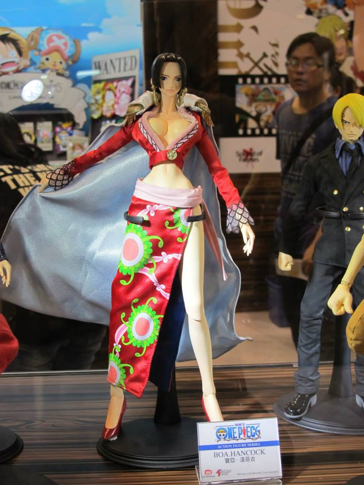 ACTION TOYS - Boa. Hancock (One Piece) Image_10