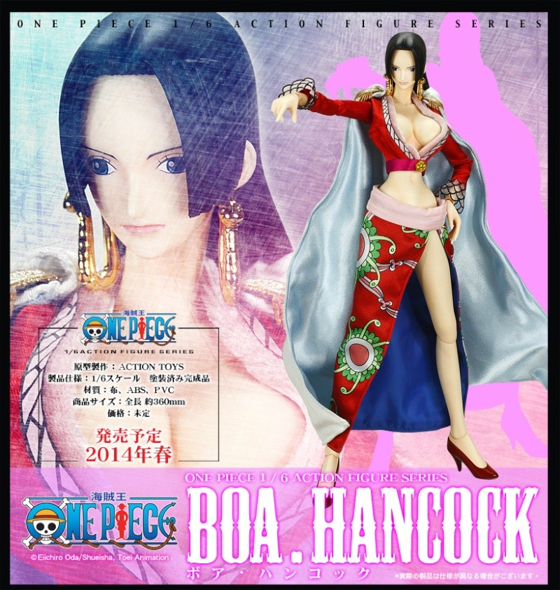 ACTION TOYS - Boa. Hancock (One Piece) Onepie11
