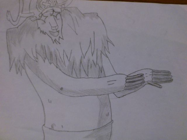 Some drawings of mine Choppe11