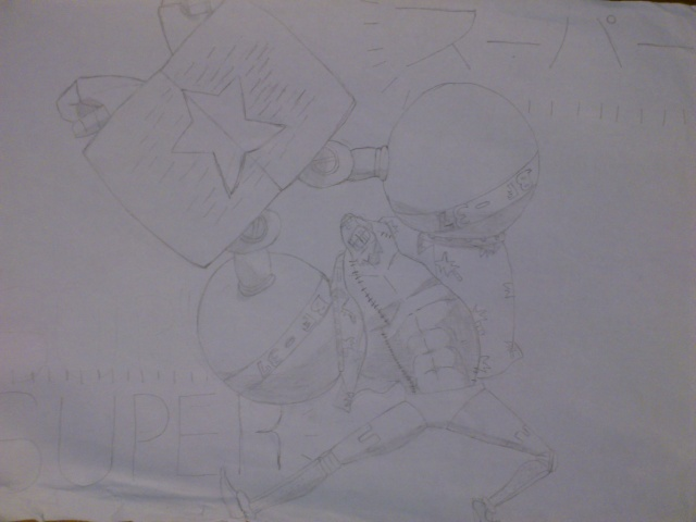 Some drawings of mine Franky11