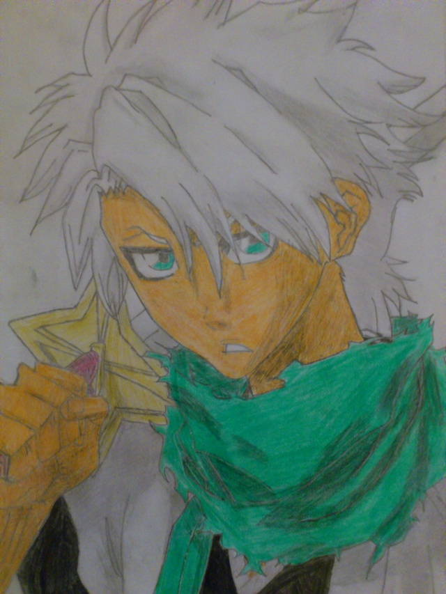 Some drawings of mine Hitsug10