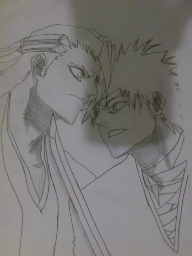 Some drawings of mine Ichigo10