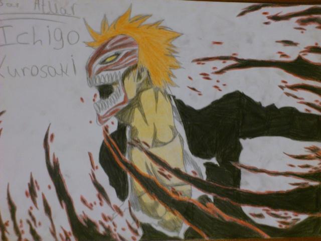 Some drawings of mine Ichigo11