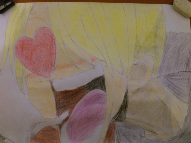Some drawings of mine Sanji_10