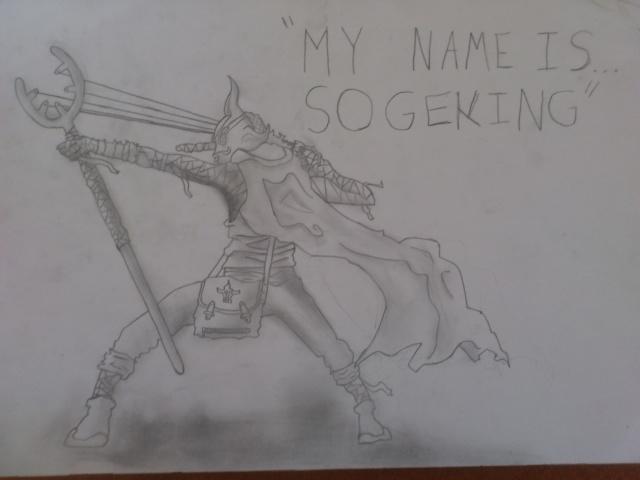 Some drawings of mine Sogeki10
