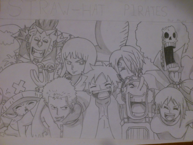 Some drawings of mine Straw-10