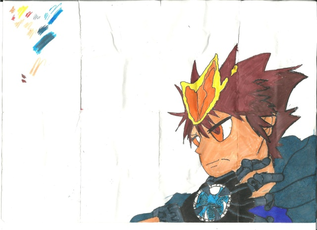 Some drawings of mine Tsuna_10