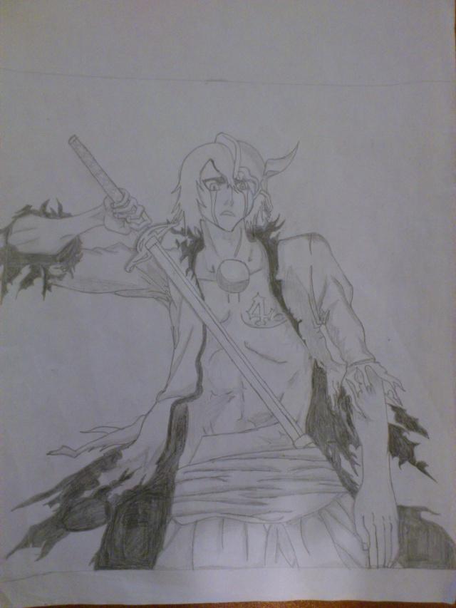 Some drawings of mine Ulquio10