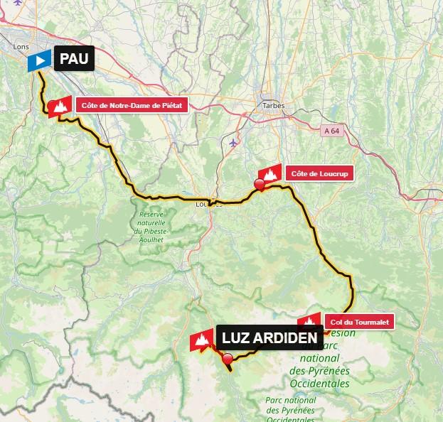 L'étape du tour 2021 Parcou11