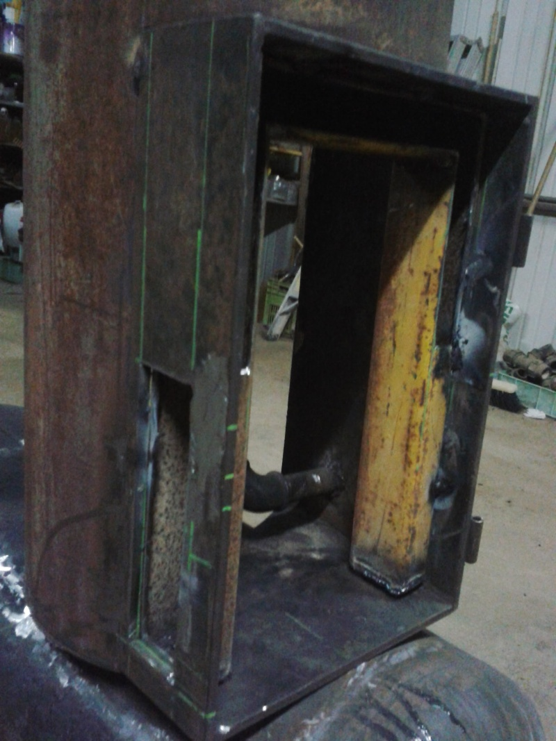 new rocket stove mass heater (and an not successful old one) - Page 3 20140111