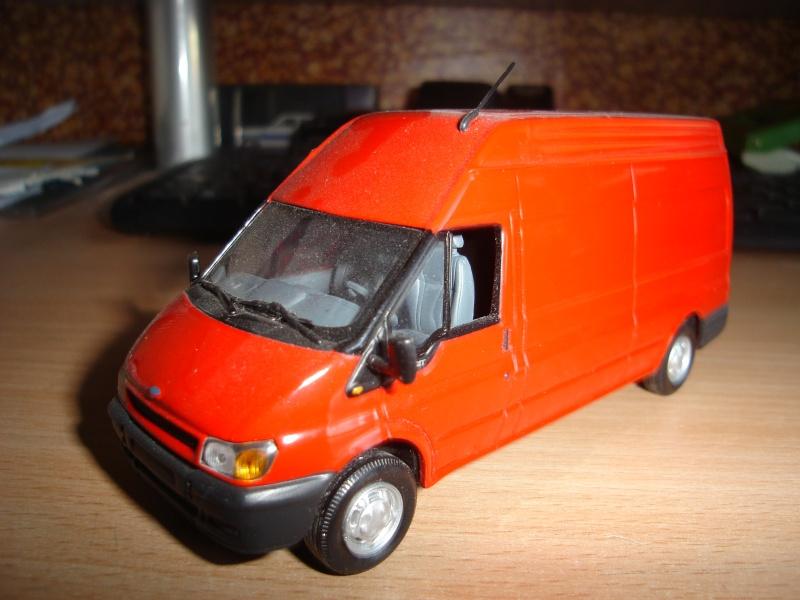ford transit en miniature Q10