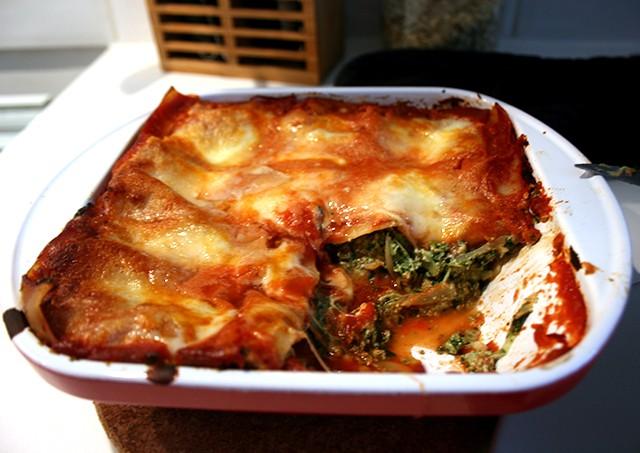 Défi culinaire de mai - Pasta et risotto ! Ma che ! - BRAVO HONEY Final110