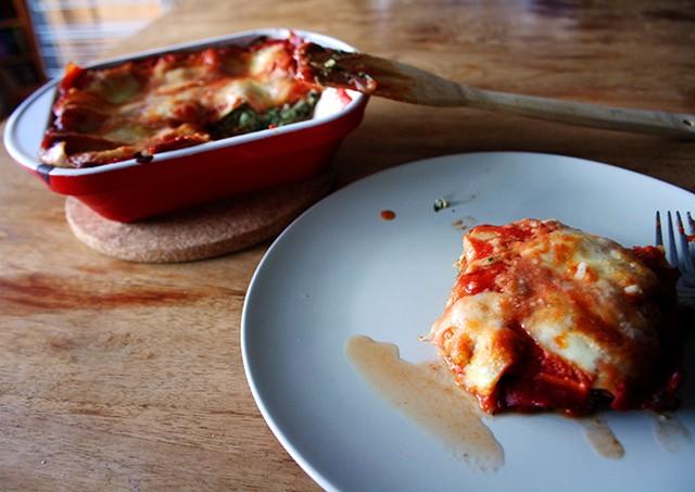 Défi culinaire de mai - Pasta et risotto ! Ma che ! - BRAVO HONEY Final211