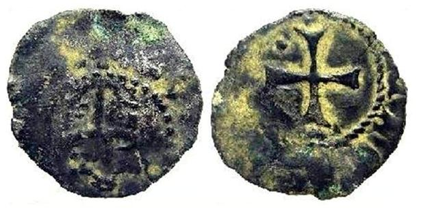 ARLES: les monnaies de Eustache de Lévis 111
