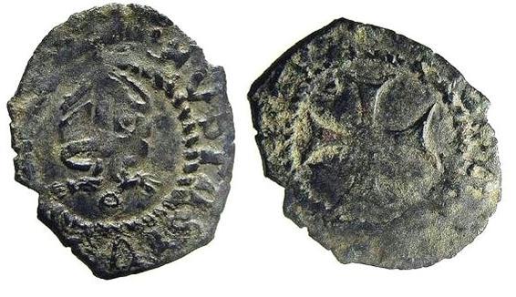 ARLES: les monnaies de Eustache de Lévis 311