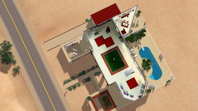 Galerie de Ptitemu : quelques maisons. Scree117