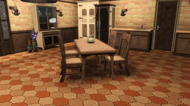 Galerie de Ptitemu : quelques maisons. Screen93