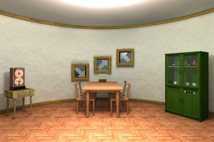 Mild Escape - Escape from the Round Room Dddddd80