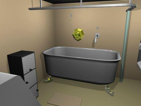 Room Bath. akarika Ddn12
