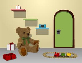 Christmas Escape Toy. neutral P_xesc10