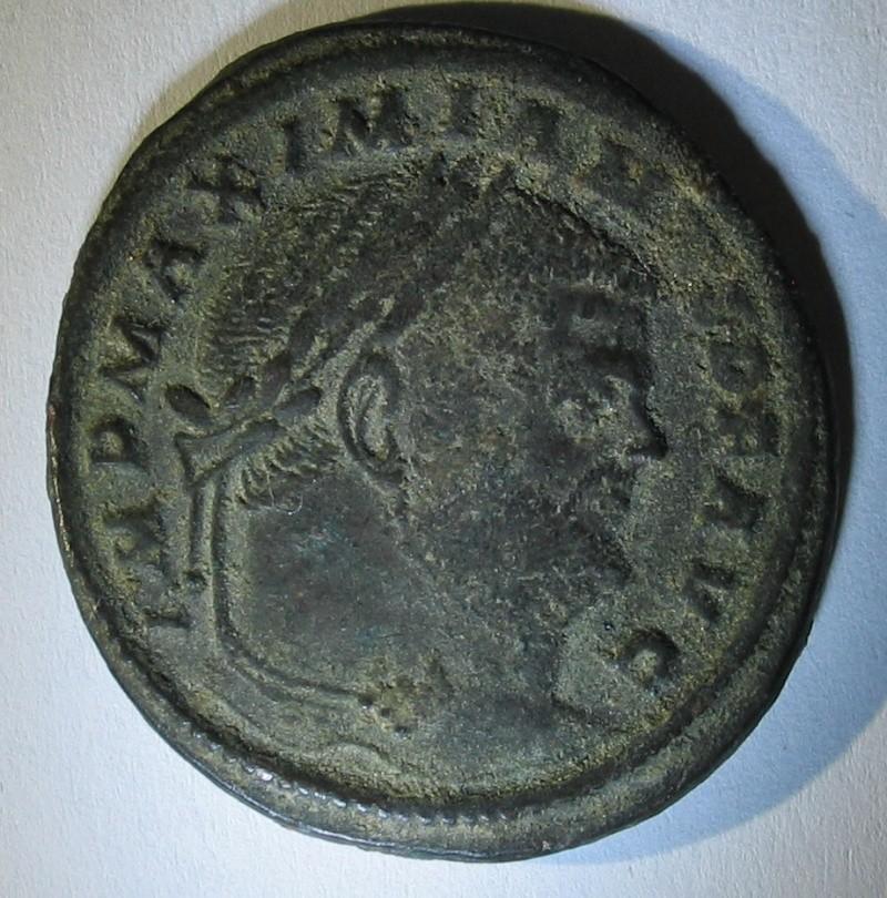 Follis de Maximien Hercule pour Aquilée 129