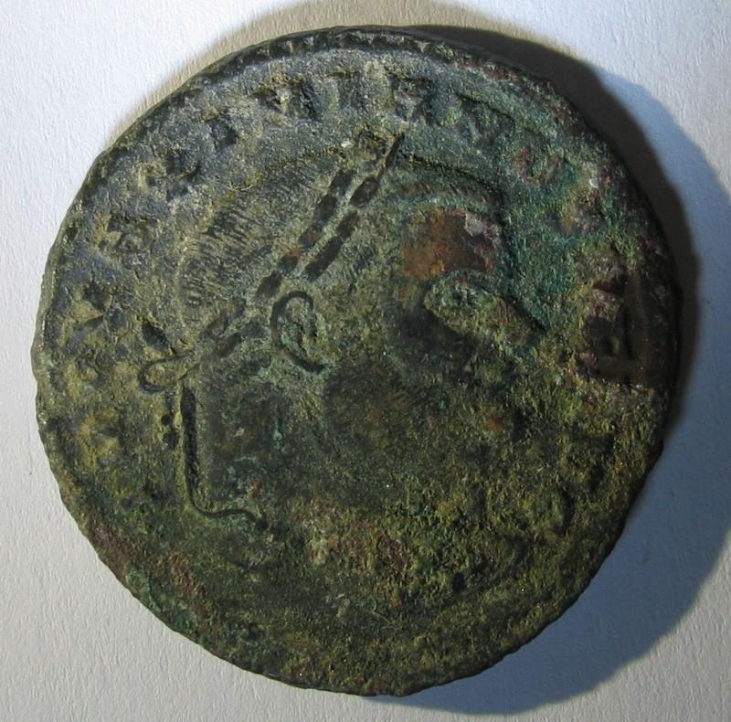 Follis de Maximien Hercule pour Carthage 130