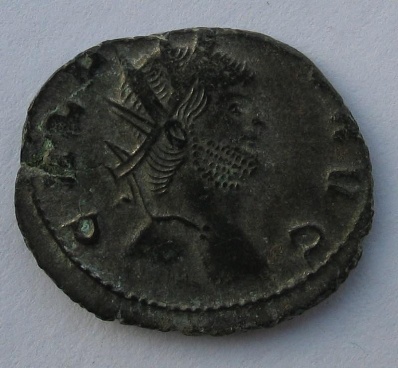 antoninien de Gallien émission du bestiaire - Rome - Chèvre 136