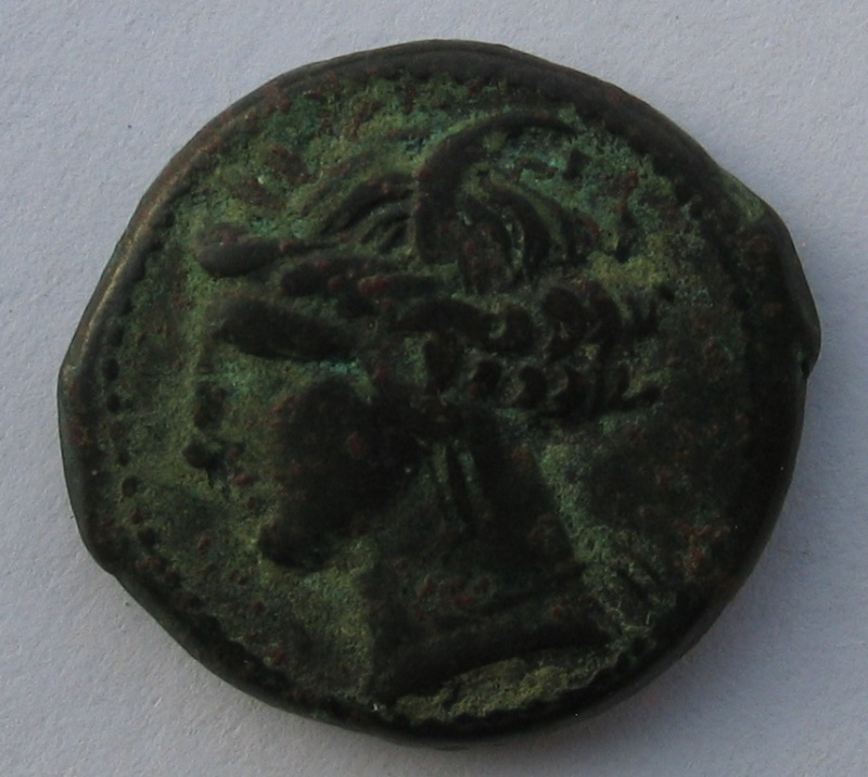 Bronze punique 3 (Carthage) 148