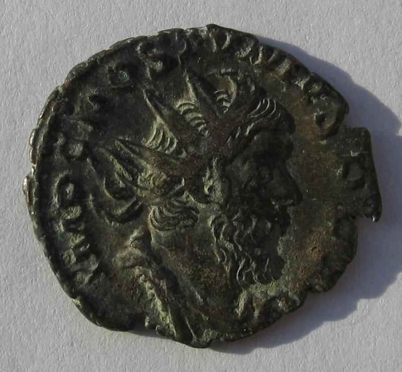 Antoninien de Postume 158