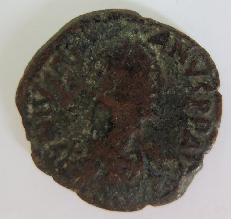 follis de Justinien Ier 184
