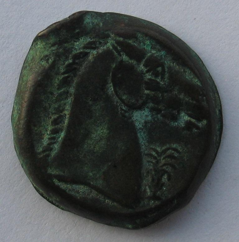 Bronze punique 2 (Carthage) 249