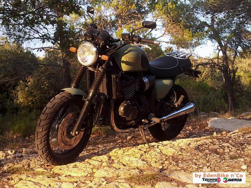 Edenbike n' Co ..... Triumph / Laverda - Page 5 527111