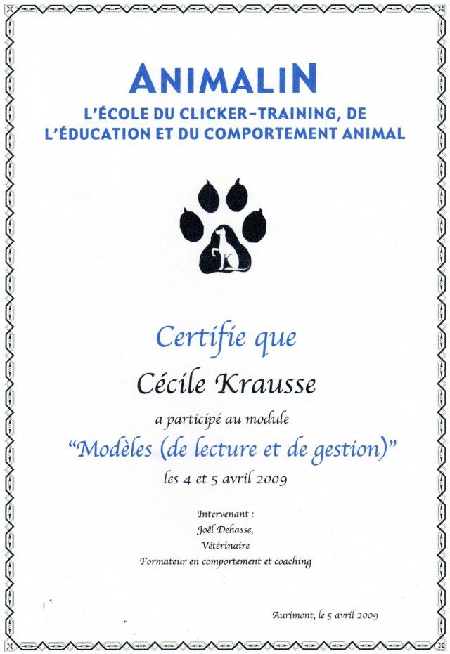 """Merci de votre confiance ... mon """"CV Canin"""" Lectur10"""