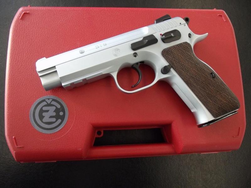 Pistolet CZ LUVO ST9 en 9mm 00212
