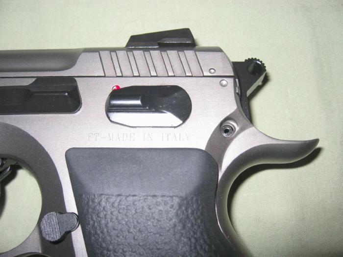 Pistolet CZ LUVO ST9 en 9mm Img_1110