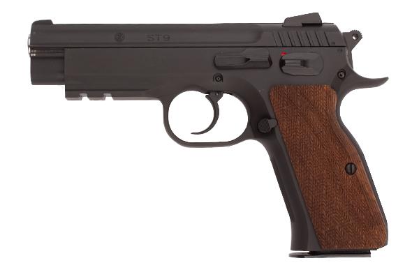 Pistolet CZ LUVO ST9 en 9mm Pistol12
