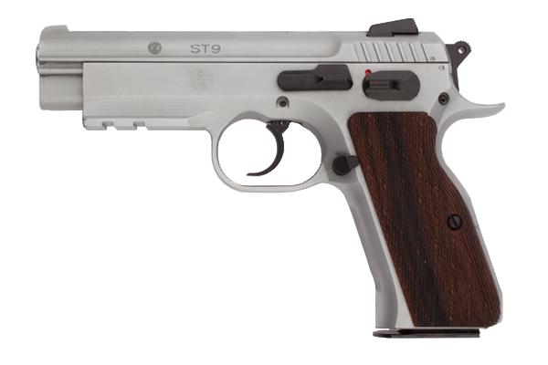 Pistolet CZ LUVO ST9 en 9mm Pistol13