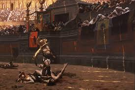 Combat dans L'Arène
