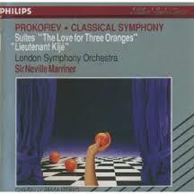 Prokofiev - Lieutenant Kijé et autres oeuvres orchestrales 3_oran13