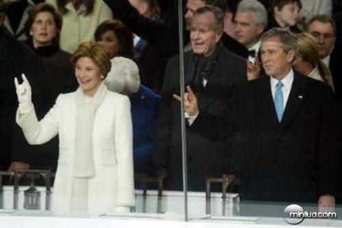 Illuminati: O Domínio do Mal #1 Bush-i10